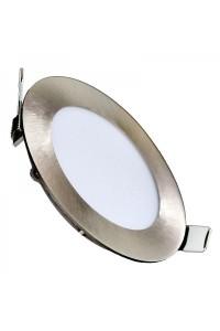 Точечный светильник Truenergy 6W 4000K 10903 (никель)