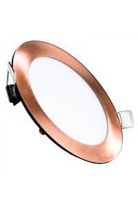 Точечный светильник Truenergy 6W 4000K 10911 (медь)