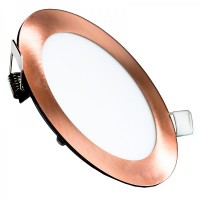 Точечный светильник Truenergy 6W 4000K 10912 (медь)