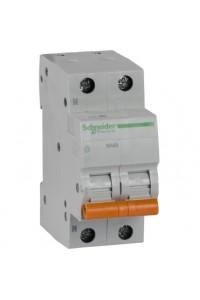 Автоматический выключатель Домовой 11214 ВА63 1П+Н 20A C 4,5 кА