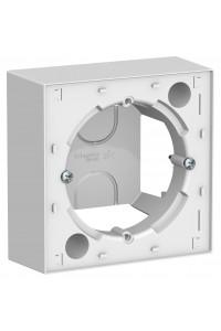 Коробка для наружного монтажа Atlas Design ATN000100, белый