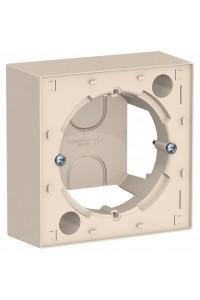 Коробка для наружного монтажа Atlas Design ATN000200, бежевый