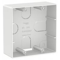 Коробка подъёмная Blanca BLNPK000021, для силовых розеток, белый
