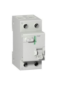 Дифференциальный Автоматический выключатель Easy9 EZ9D34632 1П+Н 32A 30MA 4,5кА C АС