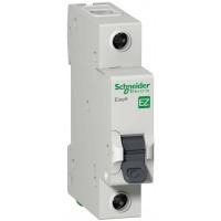 Автоматический выключатель Easy9 EZ9F34106 1П 6A C 4,5 кА
