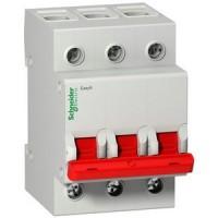 Выключатель-разъединитель (рубильник) Easy9 EZ9S16340 3П 40A 400B