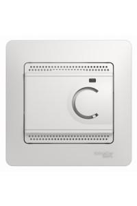 Термостат тепл.пол Glossa GSL000138 10A, белый