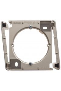 Коробка для наружного монтажа Glossa GSL000400, титан
