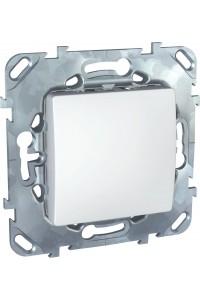 Заглушка Unica MGU5.866.18ZD, белый