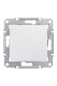 Заглушка Sedna SDN5600121, белый