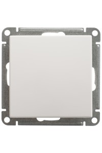 Переключатель W59 VS610-156-1-86 10A, белый