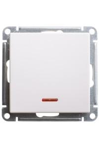 Переключатель W59 VS616-157-1-86 с/инд 16A, белый