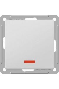 Переключатель W59 VS616-157-5-86 с/инд 16A, мат.хром