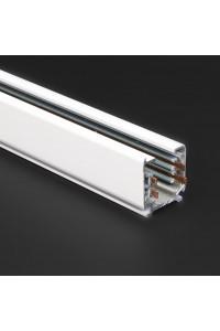 Шинопровод для спотов 4L 2м 4X4 (трехфазный, 4 провода, белый) 62770