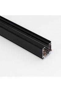 Шинопровод для спотов 4L 2м 4X6 (трехфазный, 4 провода, черный) 62771
