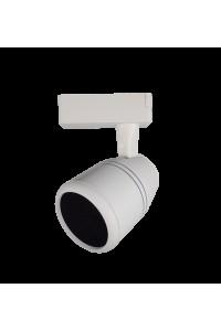 Трековый светодиодный светильник «антиблик» Track-120-NET (220V, 10W, 6000K, белый корпус) 71576