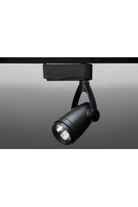 Трековый светодиодный светильник Track-73 (220V, черный корпус, 5W, однофазный) 99735