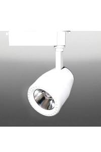 Трековый светодиодный светильник Track-90 (220V, белый корпус, 35W, однофазный) 99744
