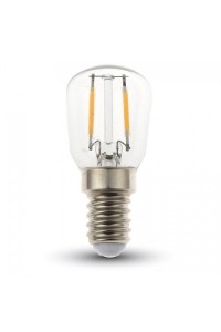 Филаментная лампа V-TAC 2 ВТ, 180LM, ST26, Е14, 4000К