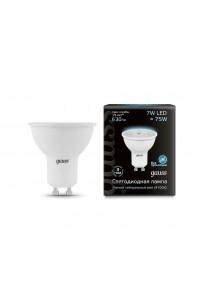 Светодиодная лампа Gauss LED MR16 GU10 7W 630lm 4100K 1/10/100