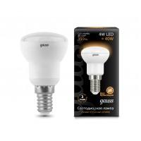 Светодиодная лампа Gauss LED R39 E14 4W 350lm 2700K 1/10/50