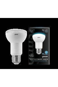 Светодиодная лампа Gauss LED R63 E27 9W 700lm 4100K 1/10/50