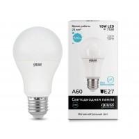 Светодиодная лампа Gauss LED Elementary A60 10W E27 920lm 4100K 1/10/50