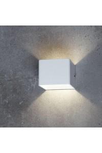 Уличный настенный светодиодный светильник Favourite Twinser 1998-1W
