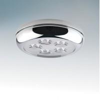 Встраиваемый светильник Lightstar PIANO LED MAXI 071054R