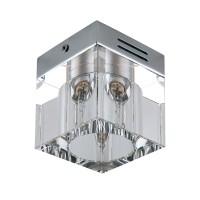 Точечный накладной светильник Lightstar ALTA QUBE 104010