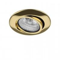 Встраиваемый светильник Lightstar TESO ADJ 11080