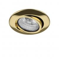 Встраиваемый светильник Lightstar TESO ADJ 11082