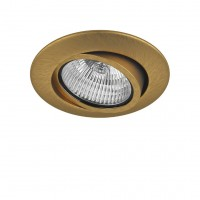 Встраиваемый светильник Lightstar TESO ADJ 11083