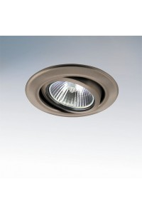 Встраиваемый светильник Lightstar TESO ADJ 11085