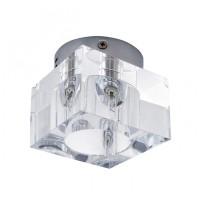 Точечный накладной светильник Lightstar CUBO 160204