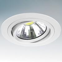 Встраиваемый светильник Lightstar INTERO 111 214316