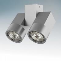 Точечный накладной светильник Lightstar ILLUMO X2 51039