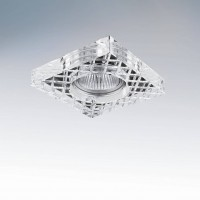 Встраиваемый светильник Lightstar FACETO CR 6320