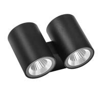 Уличный настенный светодиодный светильник Lightstar Paro 352672
