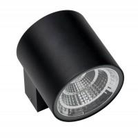Уличный настенный светодиодный светильник Lightstar Paro 361674