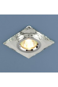 Встраиваемый светильник Elektrostandard 8470 MR16 SL зеркальный/серебро 4690389007538