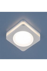 Встраиваемый светодиодный светильник Elektrostandard DSK80 5W 3300K 4690389055089