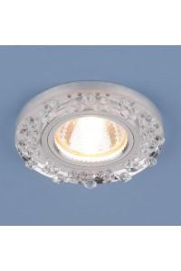 Встраиваемый светильник Elektrostandard 8260 MR16 SL зеркальный/серебро 4690389056680