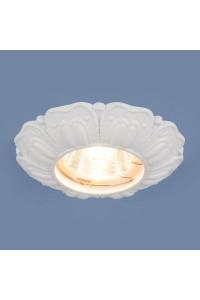 Встраиваемый светильник Elektrostandard 7215 MR16 WH белый 4690389060427