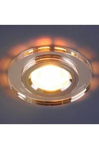 Встраиваемый светильник Elektrostandard 8060 MR16 SL зеркальный/серебро 4690389061035