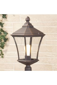 Уличный светильник Elektrostandard Virgo F капучино 4690389064852