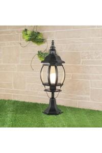 Уличный светильник Elektrostandard 1001S черный 4690389076053