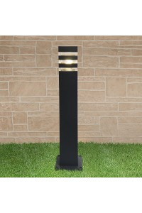 Уличный светильник Elektrostandard 1550 Techno черный 4690389083082
