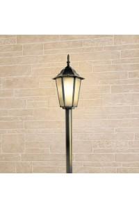 Уличный светильник Elektrostandard 1014F черное золото 4690389085765