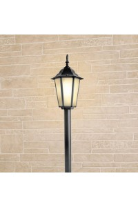 Уличный светильник Elektrostandard 1014F черный 4690389085772